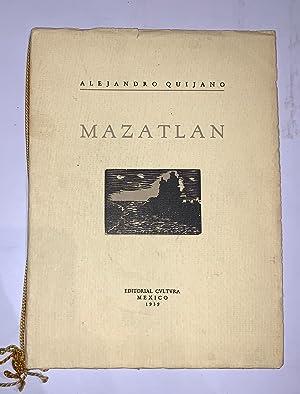 Mazatlan: Quijano, Alejandro