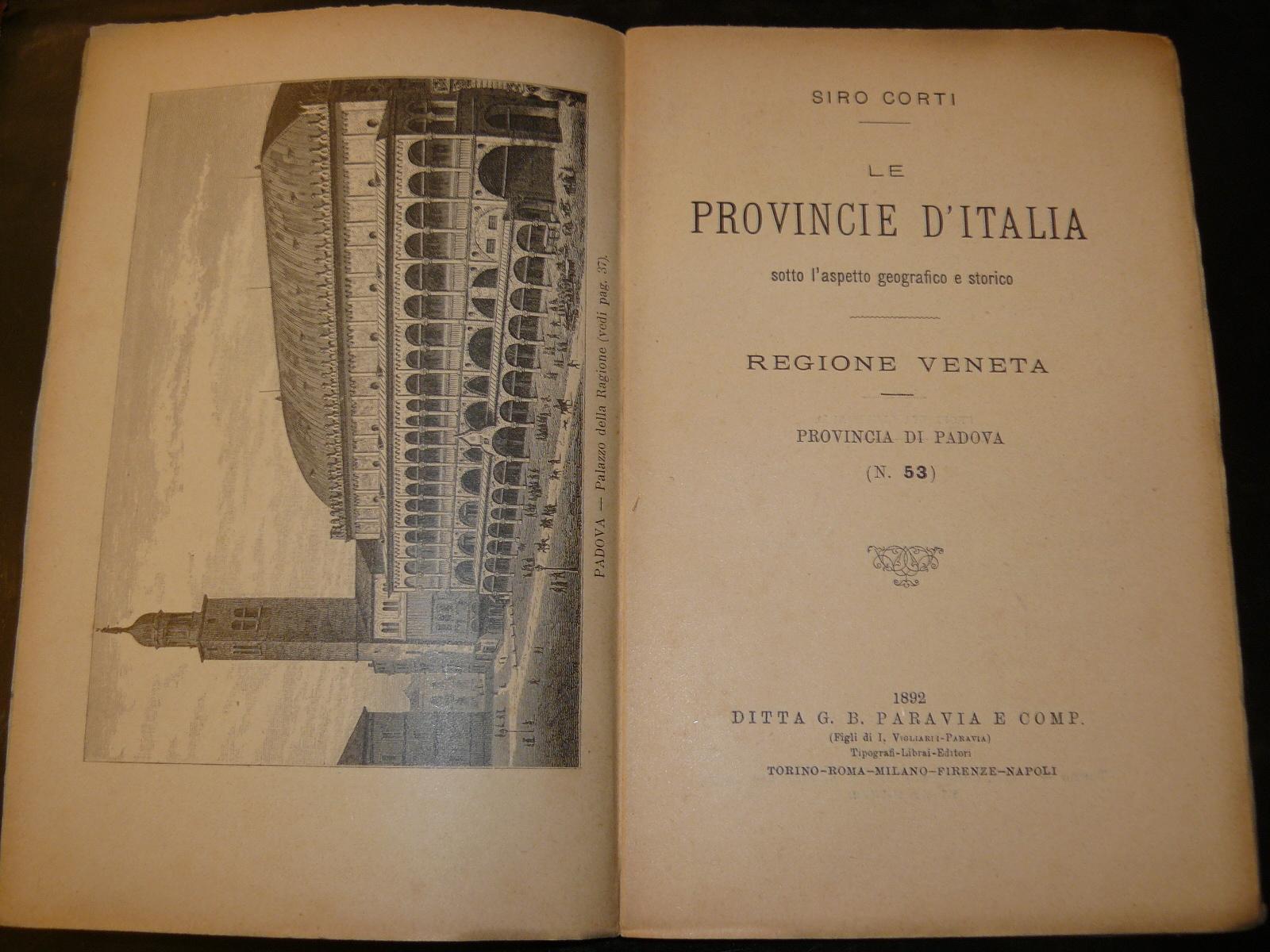 Provincia di padova le provincie d 39 italia sotto l 39 aspetto for Arredamenti padova e provincia