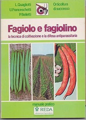 Fagiolo e fagiolino - Quagliotti/ Franceschetti/Belletti -