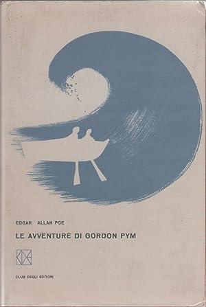 Le avventure di Gordon Pym - Edgar: Edgar Allan Poe