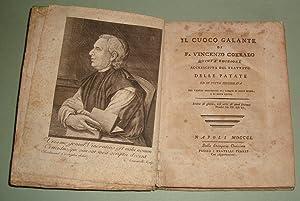 Il Cuoco Galante e Il Credenziere di: CORRADO Vincenzo