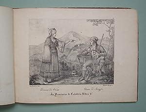 Donna di Vena Uomo di Caraffa (Catanzaro).: FORINO.