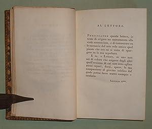 Ultime lettere di Jacopo Ortis tratte dagli autografi.: FOSCOLO UGO.