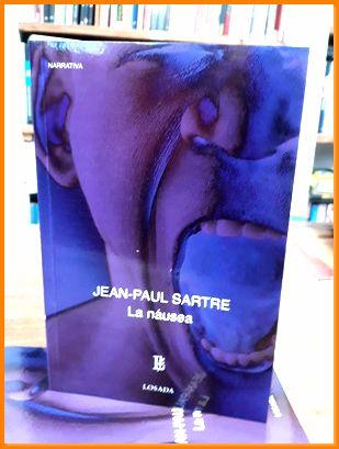 Libro la nausea jean paul sartre - Jean-Paul Sartre