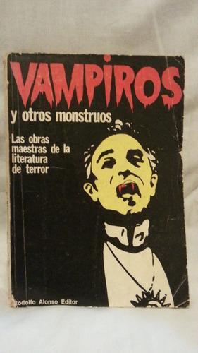 vampiros y otros monstruos: beckford