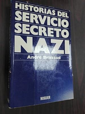 historias del servicio secreto nazi andre brissaud