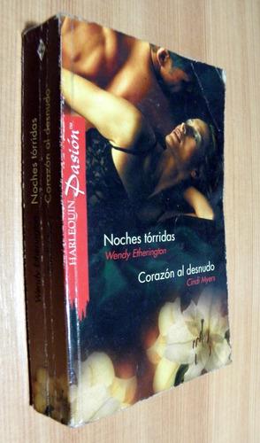 noches torridas etherington corazon al desnudo myers: Wendy Etherington /