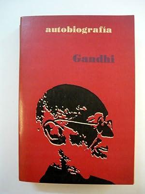 autobiografia gandhi shila: Gandhi