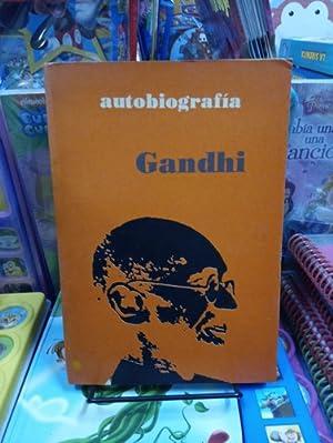 autobiografia gandhi usado: gandhi