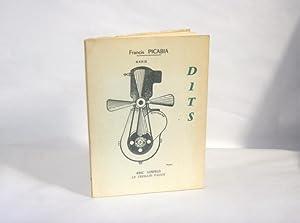 Francis Picabia, Dits. Eric Losfeld- Le terrain vague, 1960. E.O.: Francis Picabia