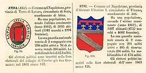 Comuni di Atina e Atri