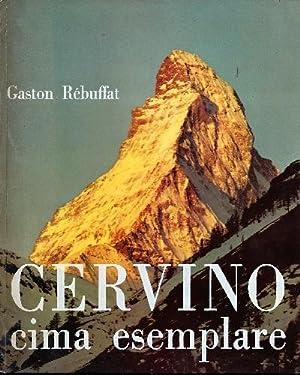Cervino cima esemplare: Rebuffat Gaston