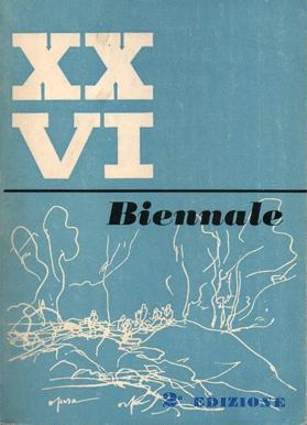 XXVI Biennale di Venezia. Catalogo. II Edizione