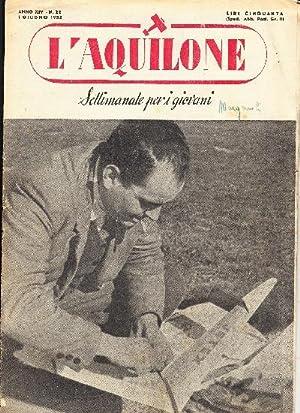 L'Aquilone N.22/1952