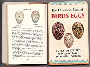The observer's book of Birds Eggs compiled by G. Evans.