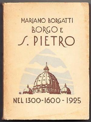 Borgo e S. Pietro nel 1300 -: Borgatti Mariano