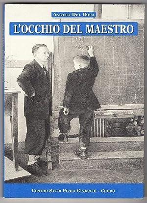 L¿OCCHIO DEL MAESTRO ¿ Vittorio Resta, educatore: Del Boca Angelo