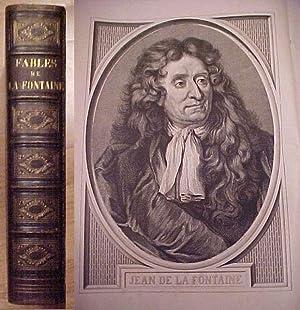 Fables de la Fontaine avec les Dessins: Fontaine, Jean de