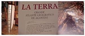 La Terra. Grande Atlante Geografico De Agostini.