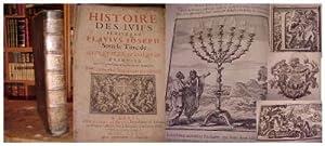 Histoire des Juifs, écrite par Flavius Joseph: Flavius Joseph