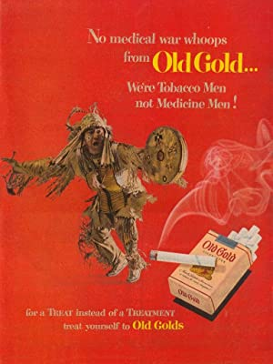 Old Gold Tobacco