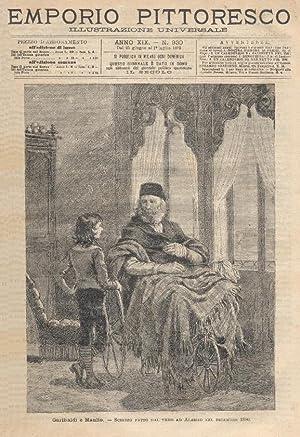 L'EMPORIO PITTORESCO. Illustrazione Universale ANNO XIX