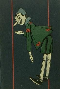 THE ADVENTURES OF PINOCCHIO BY C. COLLODI Illustrations in colors by ATTILIO MUSSINO translated f...