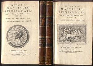M. Valerii Martialis Epigrammata paraphrasi et ad: Marziale