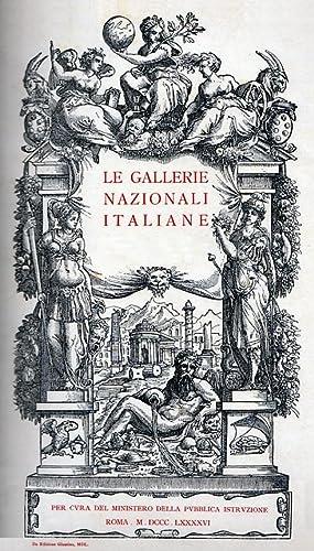 Le Gallerie Nazionali Italiane. Notizie e documenti: AA.VV.