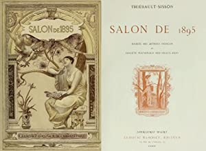SALON DE 1895 Societè des Artistes Francais: Thiebault-Sisson
