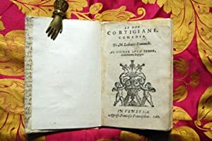 LE DUE CORTIGIANE, COMEDIA DI M. LODOVICO: DOMENICHI LODOVICO