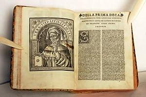 Le Deche Di Tito Livio Volgari, Delle Storie Romane, Con Somma Diligenza Corrette et d' ...