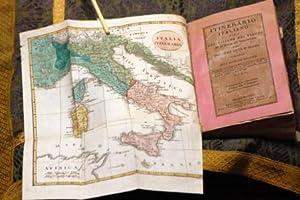 Itinerario italiano ossia descrizione dei viaggi per: Vallardi P. G.