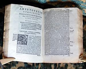 DE PHYSICO AUDITU LIBRI OCTO, Ex. Averrois item varii generis. documenta. Marciantonii Zimarae et...