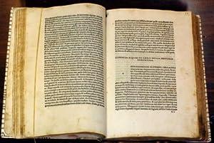 Historiae florentini populi. (In italiano, tradotto da Donato Acciaioli).: Brunus Leonardus