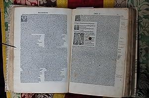 Opera (cum comm. servii et in minora: Vergilius Maro Publius