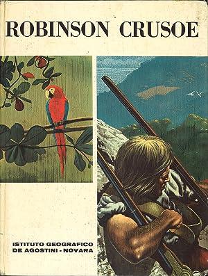 ROBINSON CRUSOE DE AGOSTINI 1967