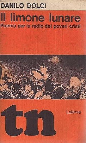 IL LIMONE LUNARE: DANILO DOLCI