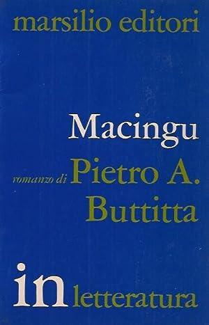 MACINGU: BUTTITTA Pietro A.