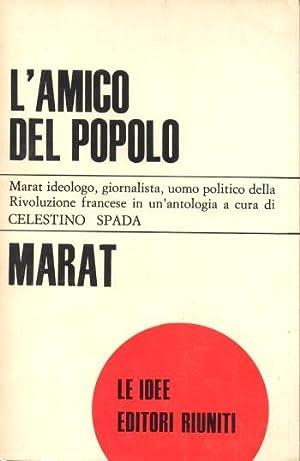 L'AMICO DEL POPOLO: MARAT JEAN-PAUL