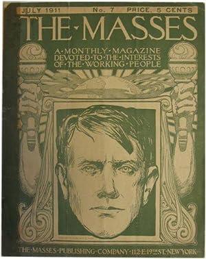 The Masses. Vol. 1, No. 7. July: Winslow, Horatio [ed];