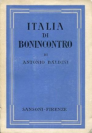 Italia di Bonincontro: Antonio Baldini