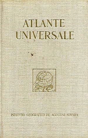Atlante Universale: Luigi Visintin
