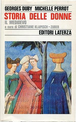 Storia delle donne in Occidente - Il: Georges Duby, Michelle