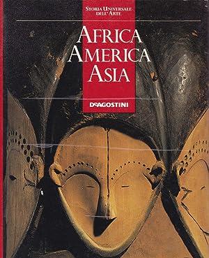 Africa America Asia: Mario Nilo (direttore
