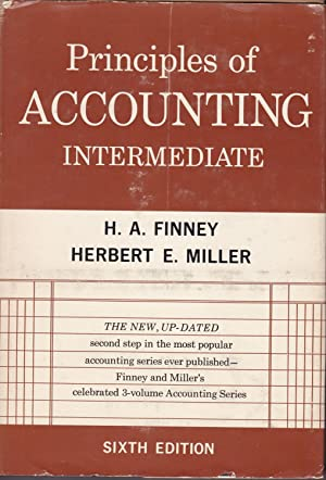 Principles of Accounting Intermediate