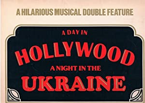 A DAY IN HOLLYWOOD - A NIGHT IN THE UKRAINE