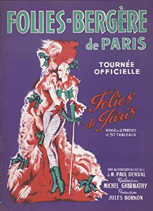 Folies-Bergère de Paris - tournée officielle