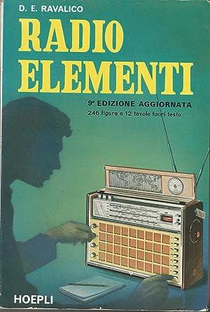 RADIO ELEMENTI: D. E. Ravalico