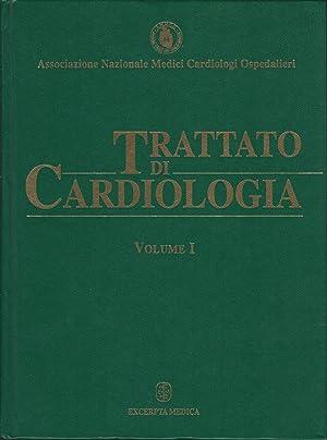TRATTATO DI CARDIOLOGIA - 3 volumi: Ass.Naz. Medici Cardiologici
